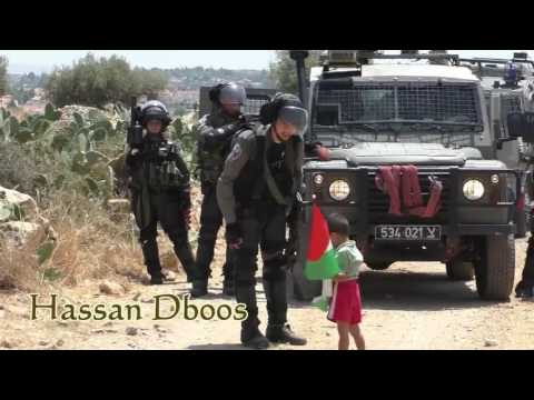 Palestinian Child Exploitation for the Cameras