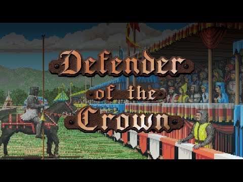 Defender of the Crown -- Retro