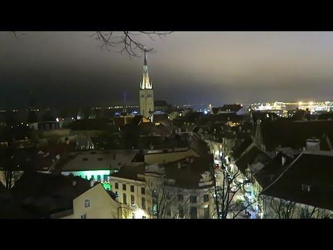 Christmas time in Tallinn 🎄🎄🎄