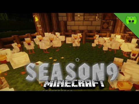 HÜHNER SCHLACHTEN! 🎮 Minecraft Season 9 #116