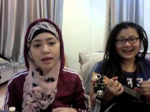 Dwihati Aizat ft. Yuna - Pija and Kaetyng (ukulele cover)