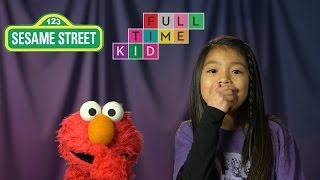 Elmo Learns to Beatbox & Breakdance | Full-Time Kid | PBS