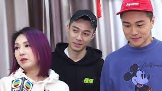 楊千嬅真假老公同場 丁子高多功能老婆續集演藍飛初戀?!