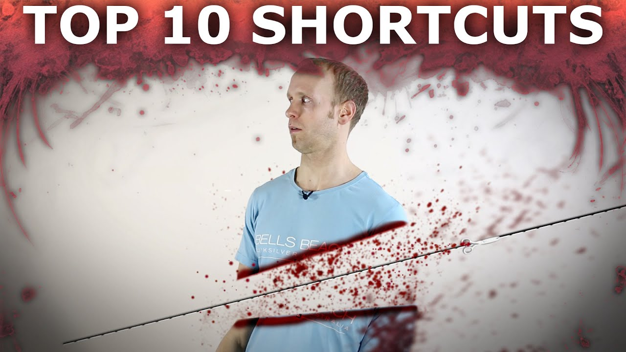 Top 10 Adobe After Effects Keyboard Shortcuts - Surfaced Studio