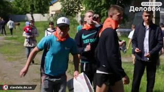 День здоровья в энергостроительном техникуме Славянска 19 мая 2017 Деловой Славянск