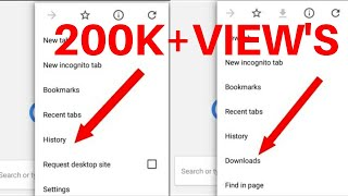 Gambar cover How to enable download settings in Google chrome browser