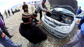 Mongol Rally Film (3/6) - Película documental - From Lost To The River