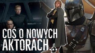 3 nowych AKTORÓW w Star Wars!