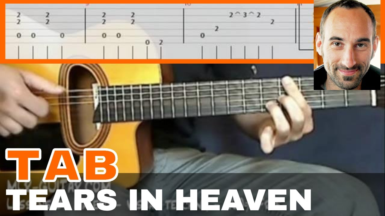 Tears In Heaven - Guitar Tab
