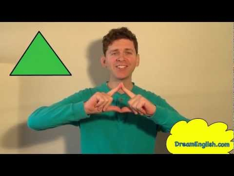 Thumbnail: Shapes Song For Kids-Circle, Triangle, Square, Heart | Toddlers, Preschool