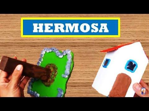 Como hacer una maqueta de casa con cart n reciclado how for Como hacer una pileta de material paso a paso