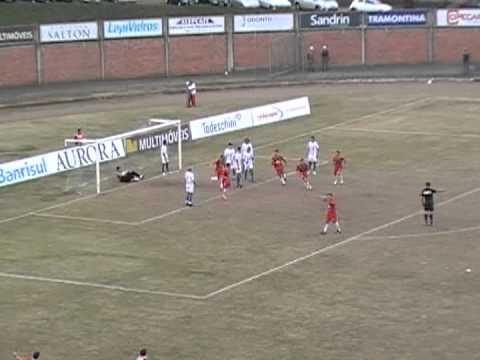 Esportivo 0x1 Passo Fundo - gol