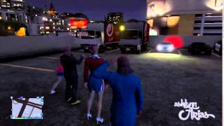 Car Ignition Bomb Roulette   GTA 5 Online Gameplay!