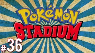 Pokemon Stadium ROUND-2 - Prime Cup: Ultra Ball 1/2 | PART 36 | ScykohPlays