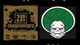 ZANGRENEGRA  (CON INFEXION SP) HARDCORE EN LAS CALLEZ