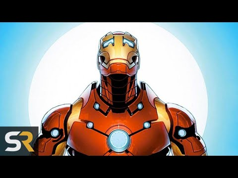 25 Alternate Iron Man Armors That Are Cooler Than The Original