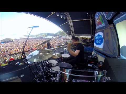 Ray Luzier's GoPro Drum Cam