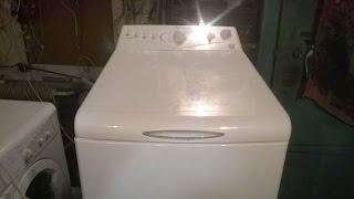 Как заклеить дырку в баке стиральной машины. Вирпул - заменить сальник