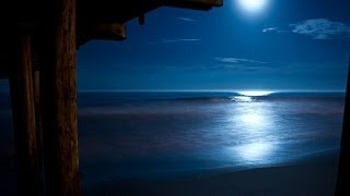 Beethoven Moonlight Sonata with Relaxing Nature Sounds [ Sleep Music ](Beethoven Moonlight Sonata , Classical Music played in Classic Piano with relaxing Nature Sounds and awesome video with the Full Moon reflected over the ..., 2013-12-30T03:00:01.000Z)