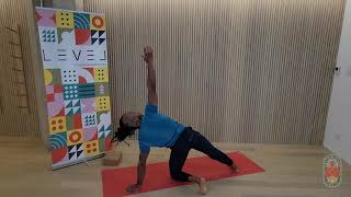 emPOWERed Yoga Warrior   April 21, 2021