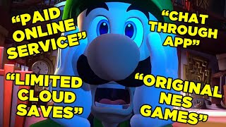 We Need To Talk About Nintendo Switch Online