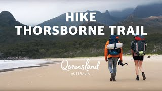 Hiking the Thorsborne Trail on Hinchinbrook Island, Queensland