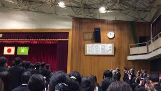 校歌 - 栃木県立宇都宮東高等学校・附属中学校校歌