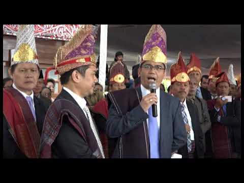 Jujur Ngolu & Pelepasan Mendiang Sutan Raja DL Sitorus