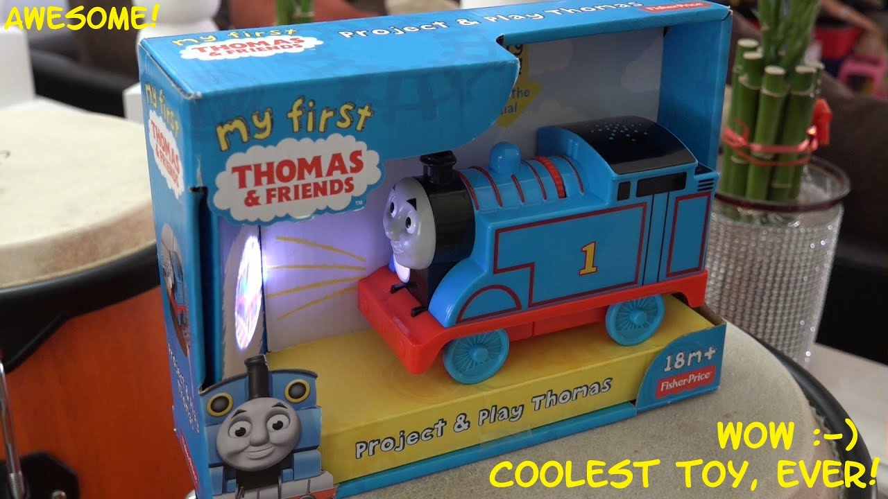 Fisher price thomas amp friends trackmaster treasure chase set new - My First Thomas Friends Project Play Thomas Sodor S Legend Of The Lost Treasure Playsets Youtube