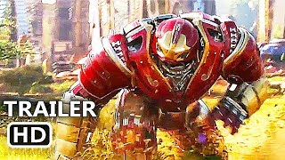 AVENGERS 3 INFINITY WAR Extended Trailer 4K ULTRA HD (2018)
