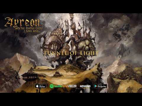 ayreon tunnel of light
