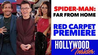 Red Carpet Premiere - Spider-Man Far From Home | Tom Holland, Jake Gyllenhaal, Zendaya
