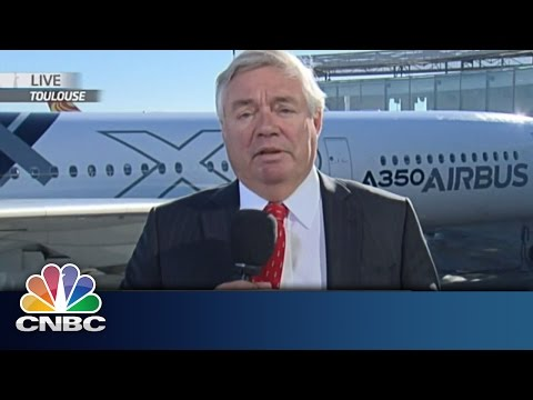 Airbus takes on China   Worldwide Exchange   CNBC International