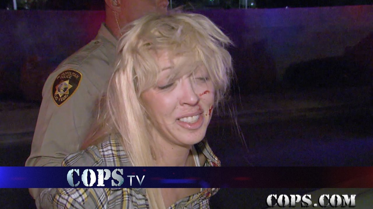 Running Scared Show 2933 Cops Tv Show