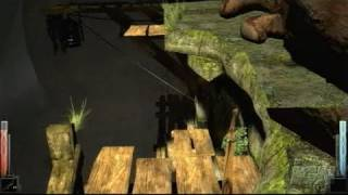 Dark Messiah of Might and Magic PC Games Gameplay -