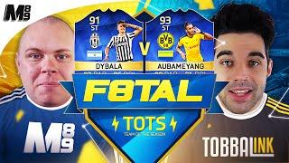 Tots f8tal vs tobbal! tots dybala vs tots aubameyang!! | #6 | fifa 16 ultimate team