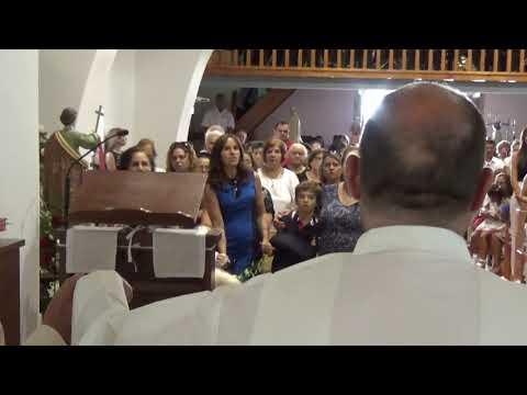 Peredo dos Castelhanos, 15 Agosto 2018. Festas Sra. da Glória. Missa Solene.