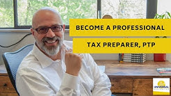 Become a Professional Tax Preparer, PTP