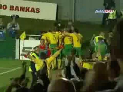 Lithuania - Austria 2 - 0