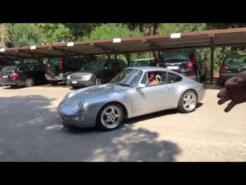 """Porsche 993 Carrera 2 """"IL SEMPLICIOTTO""""...STUPENDO"""