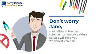 do my science homework service