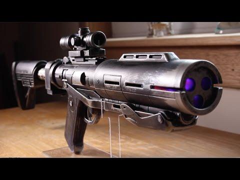 Death Trooper Nerf Blaster -Custom Job