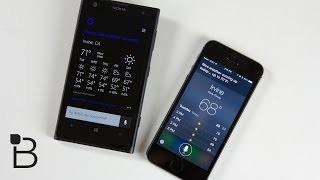 Cortana vs. Siri: Battle of the Digital Assistants