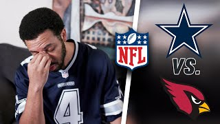 Cowboys Fans After the Cardinals Game
