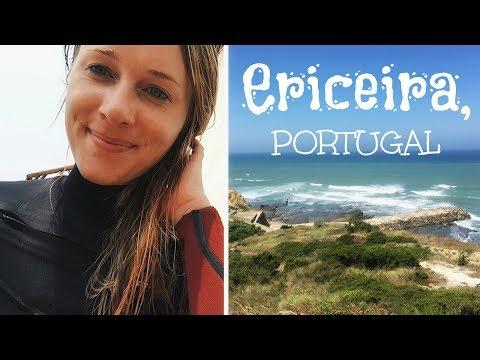 TRAVEL DIARY: ERICEIRA, PORTUGAL