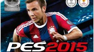 PES 2015 Champions League Gameplay Ita