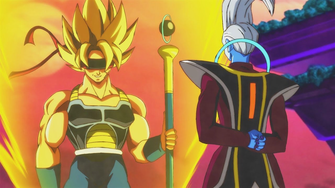 Download Bardock Finally Completes His Training With Whis! Dragon Ball Super VE PART 12