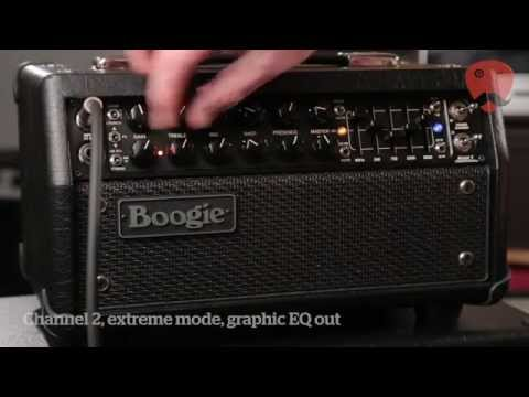 Mesa Boogie Mark 5 Twenty-Five demo  – Tones For Tache Day 22