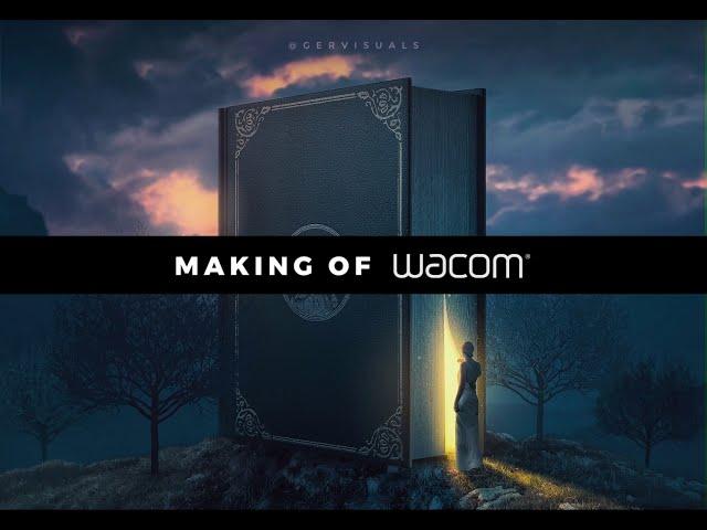 Wacom MAKING-OF Series: