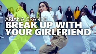 Ariana Grande - break up with your girlfriend, i'm bored / ISOL Choreography.